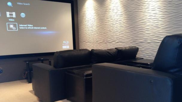From the Forums: How to DIY a Home Cinema in 7 days