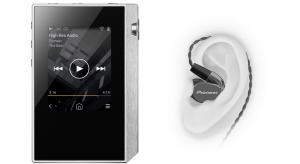 Pioneer announce new Hi-Res Digital Audio Player & Earbuds