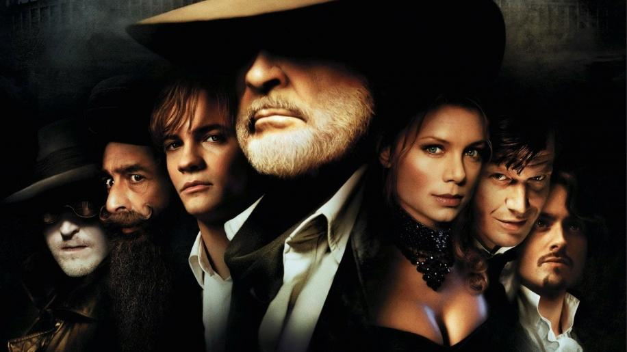 The League Of Extraordinary Gentlemen DVD Review