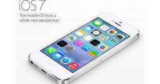 Apple details iOS7
