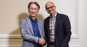 Sony and Microsoft team-up for cloud gaming and AI projects