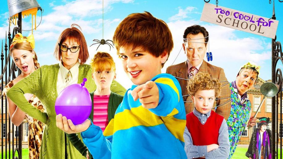Horrid Henry: The Movie Review