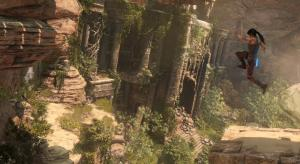 Is Rise of the Tomb Raider 4K giving you problems on the Xbox One X?