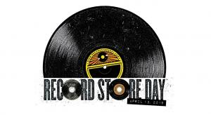 Record Store Day taking place April 13th this year