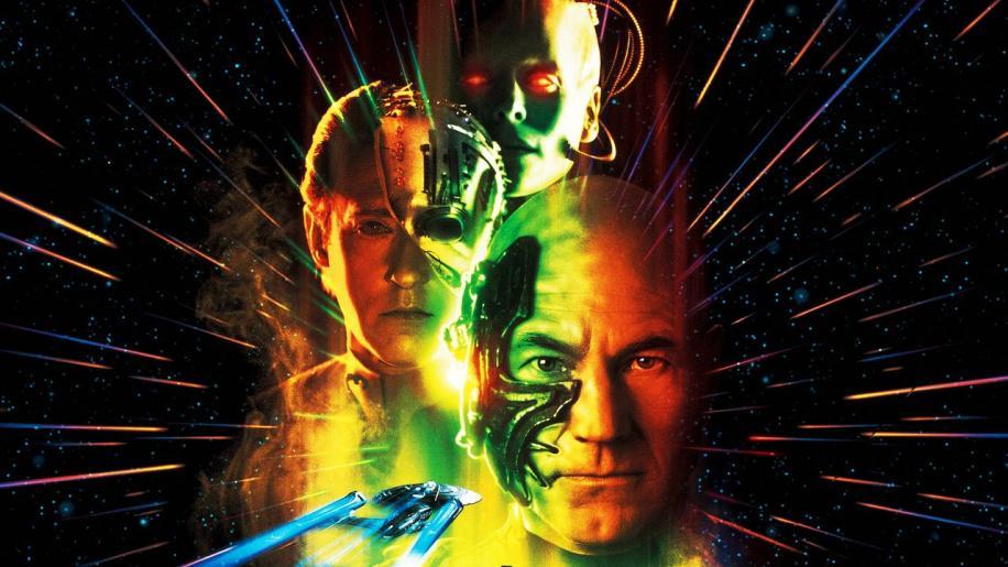 Star Trek: First Contact DVD Review