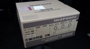Unboxing and First Look at the Marantz SR7010 AV Receiver