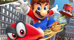 What did you think of Super Mario Odyssey on the Nintendo Switch?