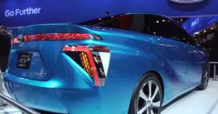 CES 2014: Toyota Concept Vehicles