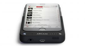 Arcam MusicBOOST for iPhone 6 improves audio & battery life