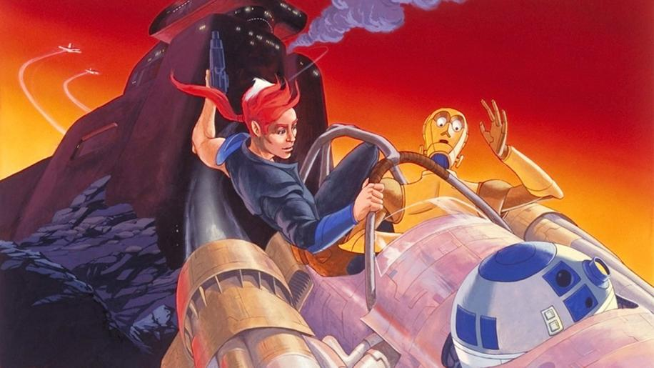 Star Wars: Droids DVD Review