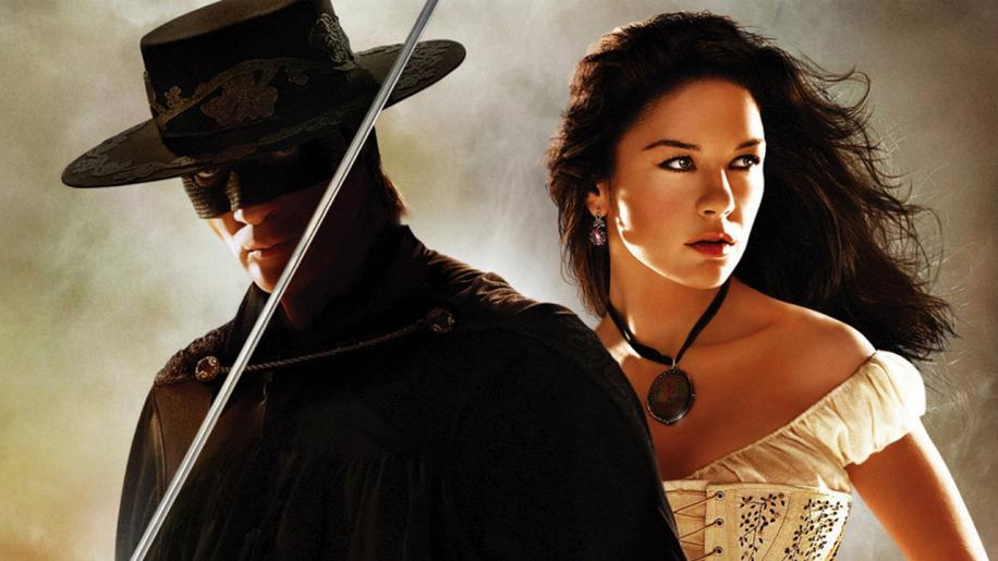 The Legend of Zorro DVD Review