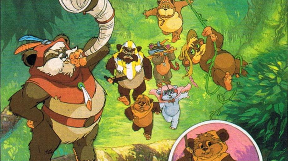 Star Wars - Ewoks Animated Adventures DVD Review