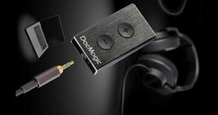 Cambridge Audio DacMagic XS is smaller than a box of matches