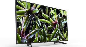 Sony announces XG83, XG81, XG80 and XG70 4K HDR TVs