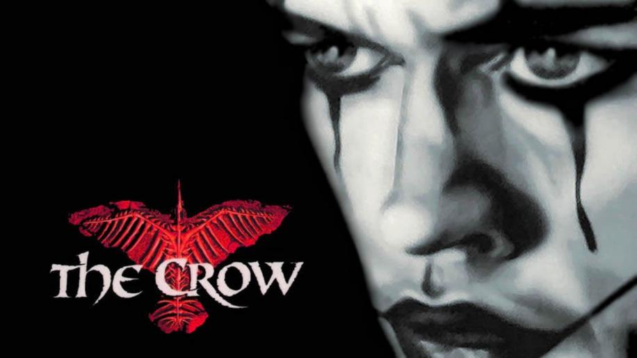 The Crow DVD Review