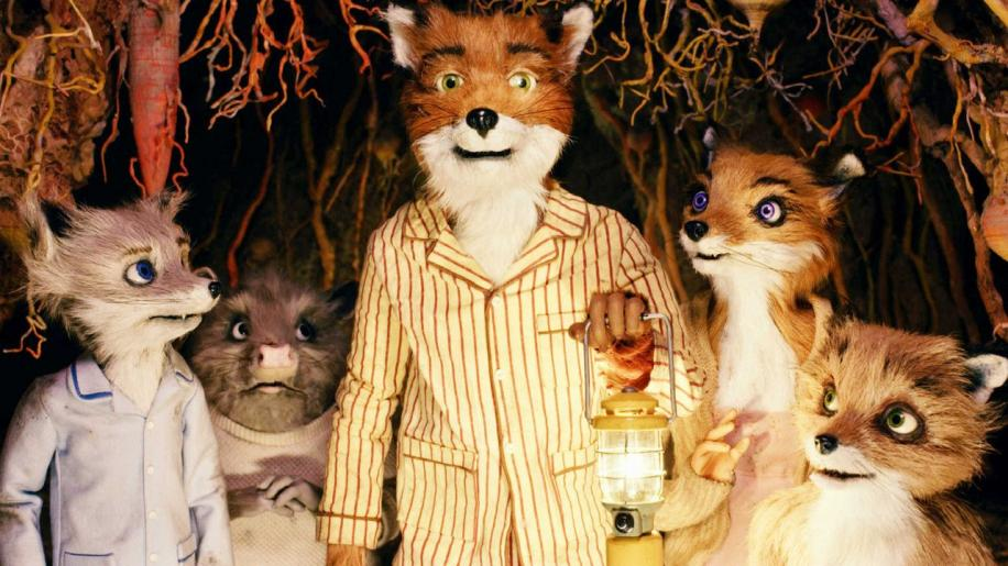 Fantastic Mr. Fox Review