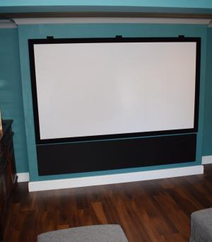 From the Forums – DIY Cellar Home Cinema Project