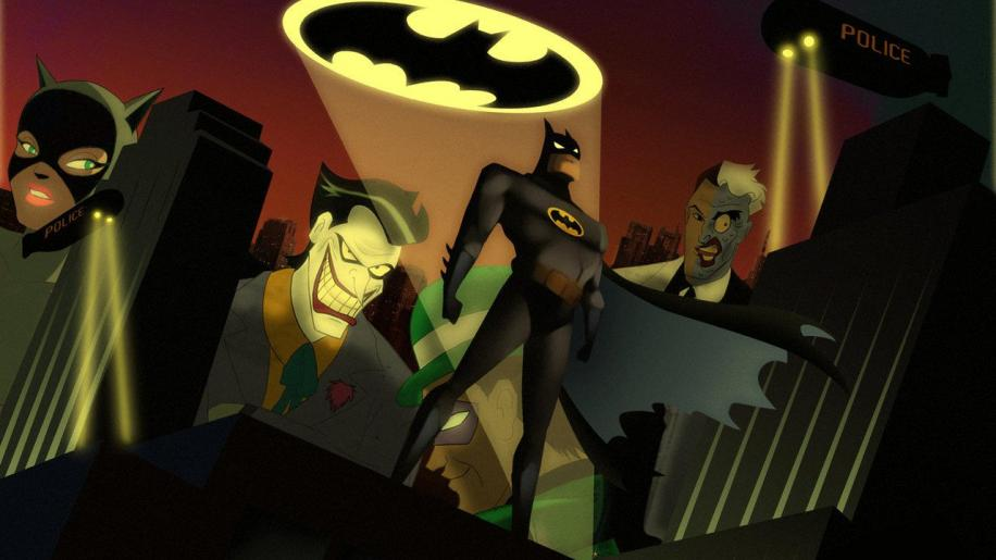 Batman: The Animated Series Volume 4 DVD Review