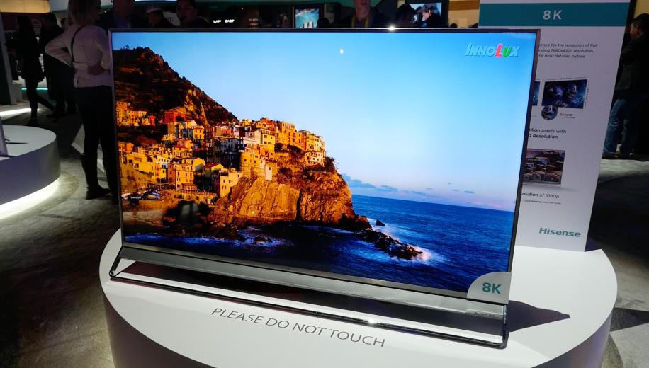 VIDEO: Hisense show ULED 3.0, HDR and 8K TV at CES 2016 | AVForums