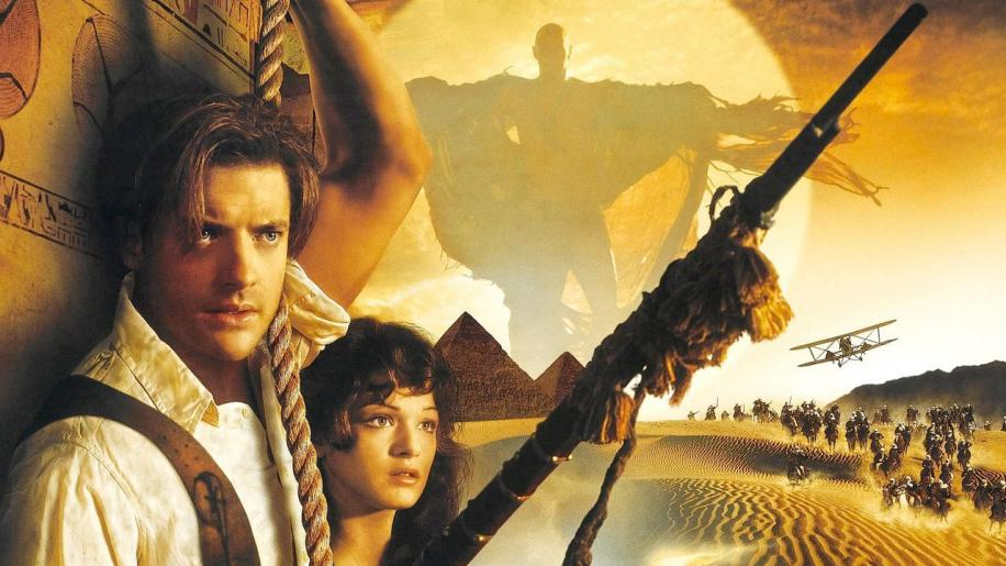 The Ultimate Mummy Collection DVD Review