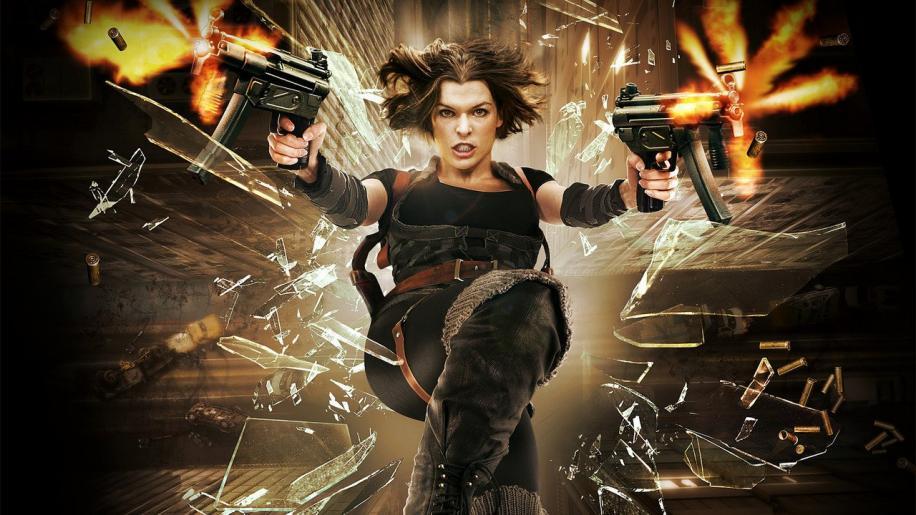 Resident Evil: Afterlife Review