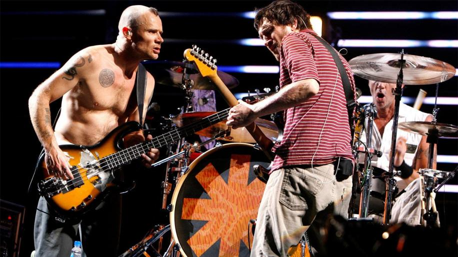 Red Hot Chili Peppers: Off The Map DVD Review