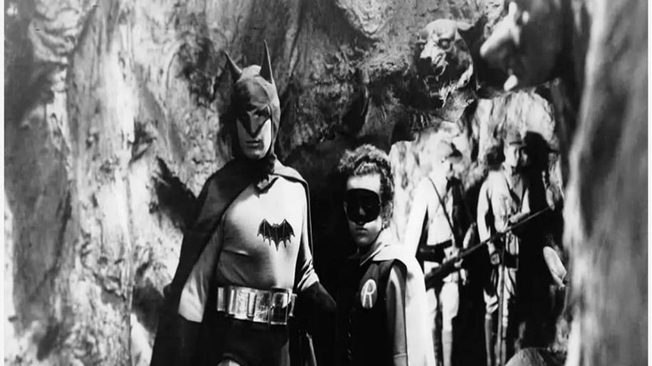 The Batman DVD Review