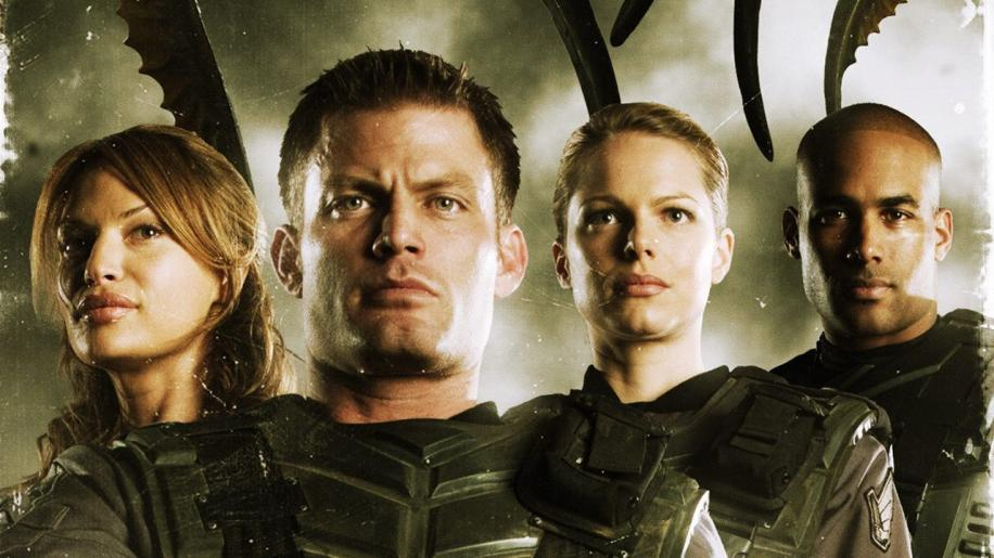 Starship Troopers 3: Marauder Review
