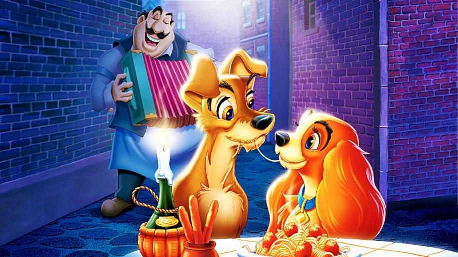 Lady And The Tramp: 50th Anniversary Edition DVD Review