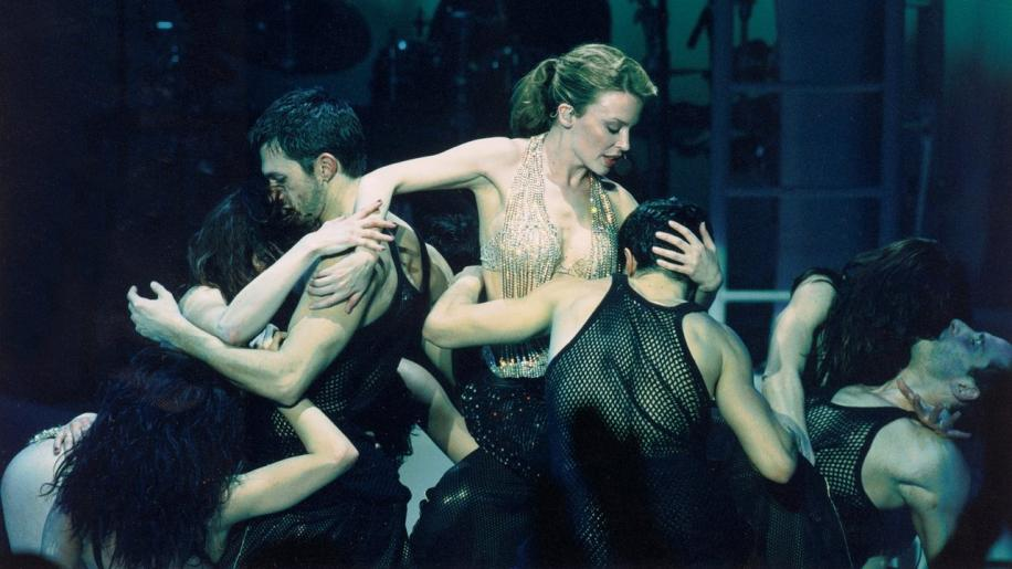 Kylie : Live In Sydney DVD Review