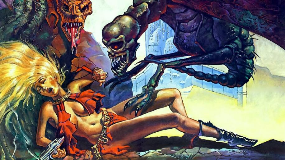 Galaxy of Terror Review