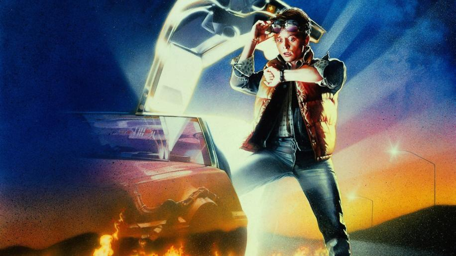Back to the Future Trilogy Review