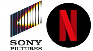 Netflix signs with Sony for first streaming rights in U.S.