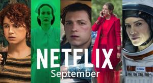 What's new on Netflix UK for September 2020