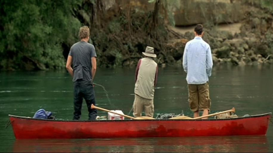 Without A Paddle DVD Review