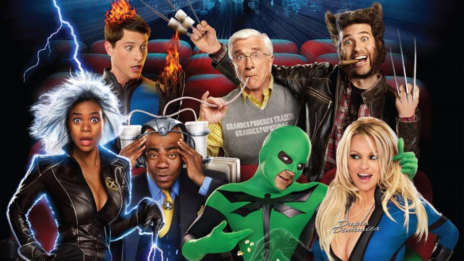 Superhero Movie Review