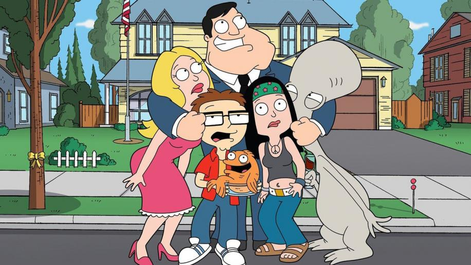 American Dad! Volume 1 DVD Review