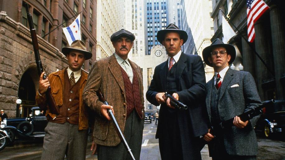The Untouchables DVD Review