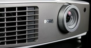 BenQ W1400 3D DLP Projector Review