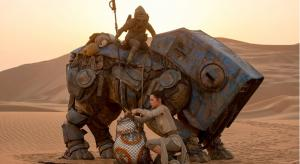 Star Wars: The Force Awakens in IMAX
