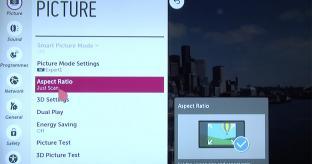 VIDEO: LG 55UF950V Ultra HD 4K TV Picture Settings