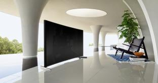 Sony launch their first curved 4K TVs