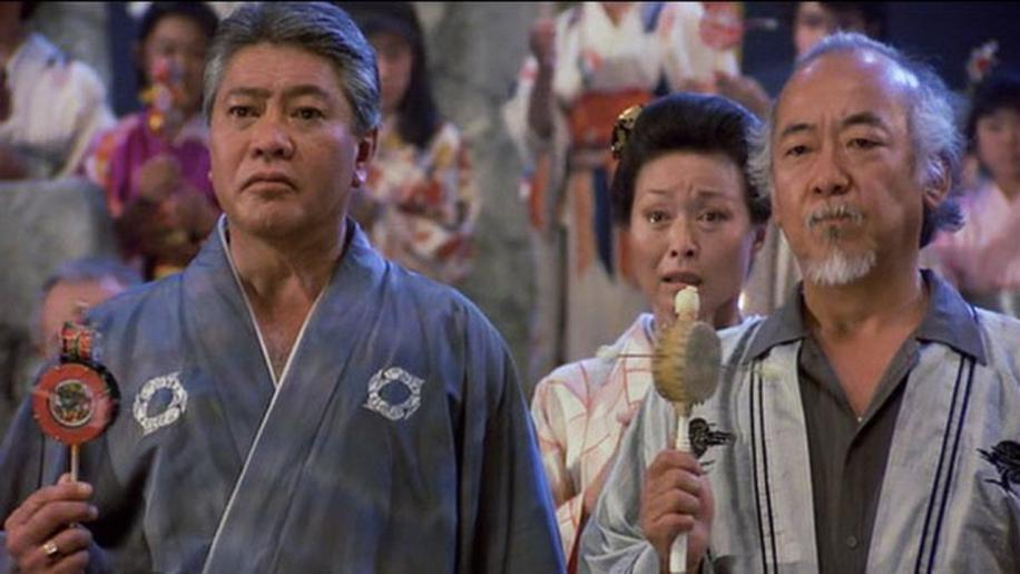 The Karate Kid, Part II Review