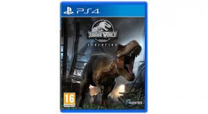 Jurassic World Evolution Review (PS4)