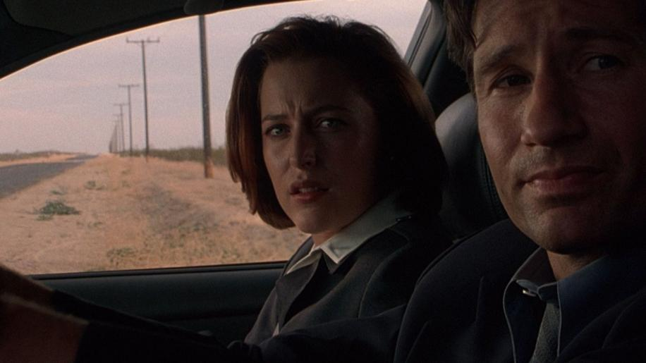 The X Files Review