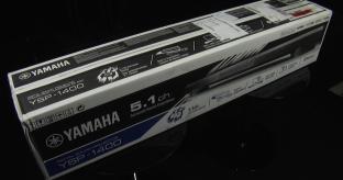 VIDEO: Unboxing the Yamaha YSP-1400 Soundbar