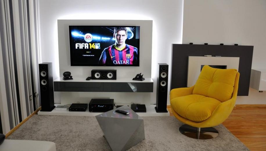 From the Forums: Beautiful Living Room Home Cinema Setup | AVForums