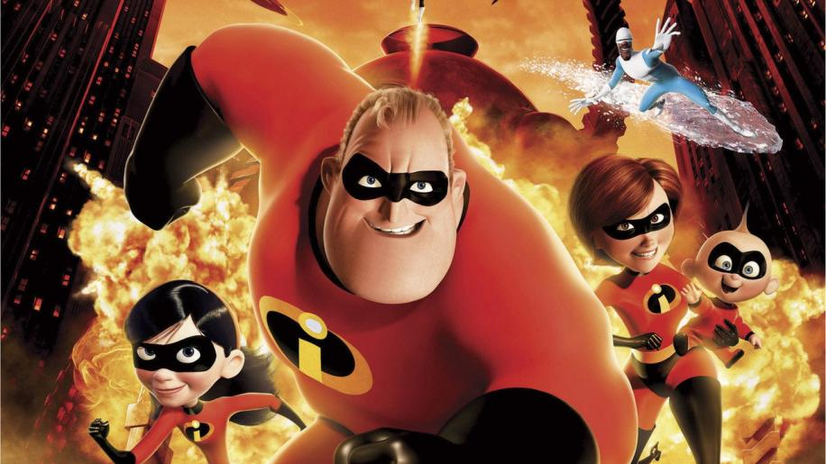 The Incredibles DVD Review