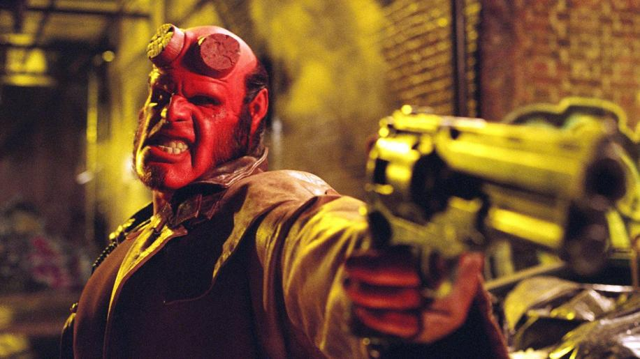 Hellboy DVD Review