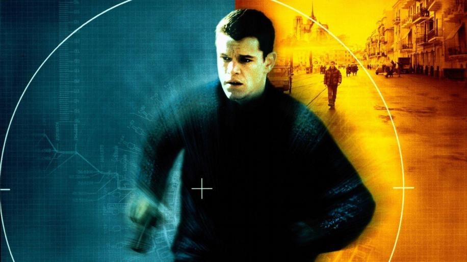The Bourne Identity DVD Review